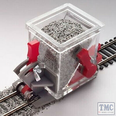 PBS-HO-02 Proses OO Scale Ballast Spreader Car w//Shut Off and Height Adjustment