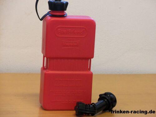 Fuelfriend PLUS 1,5l ROSSO tanica di benzina zapfpistolen adatto//con erogatore