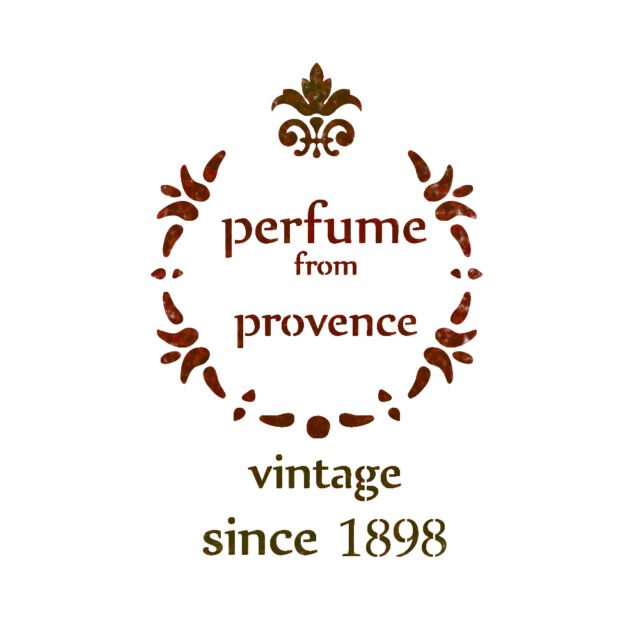 Perfume from Provence stencil Shabby chic Airbrush template for Crafting Decor