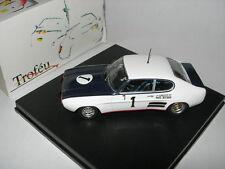 Trofeu Models 1:43 2313 Ford Capri 2600 RS #1 6H Paul Ricard 1971 NEW