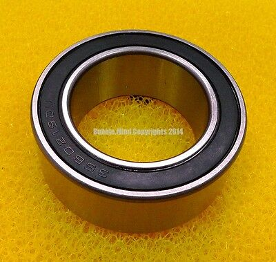 Auto AC Air Conditioner Compressor Rubber Sealed Bearing 1 PCS 30x52x22 mm