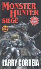 Monster Hunter: Monster Hunter Siege 6 by Larry Correia (2018, Paperback)