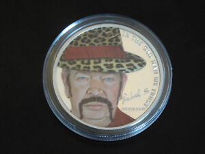 Pawn Stars The Old Man 1 Troy Ounce Silver Coin 999 Silver 1st 1000 0844 Ebay