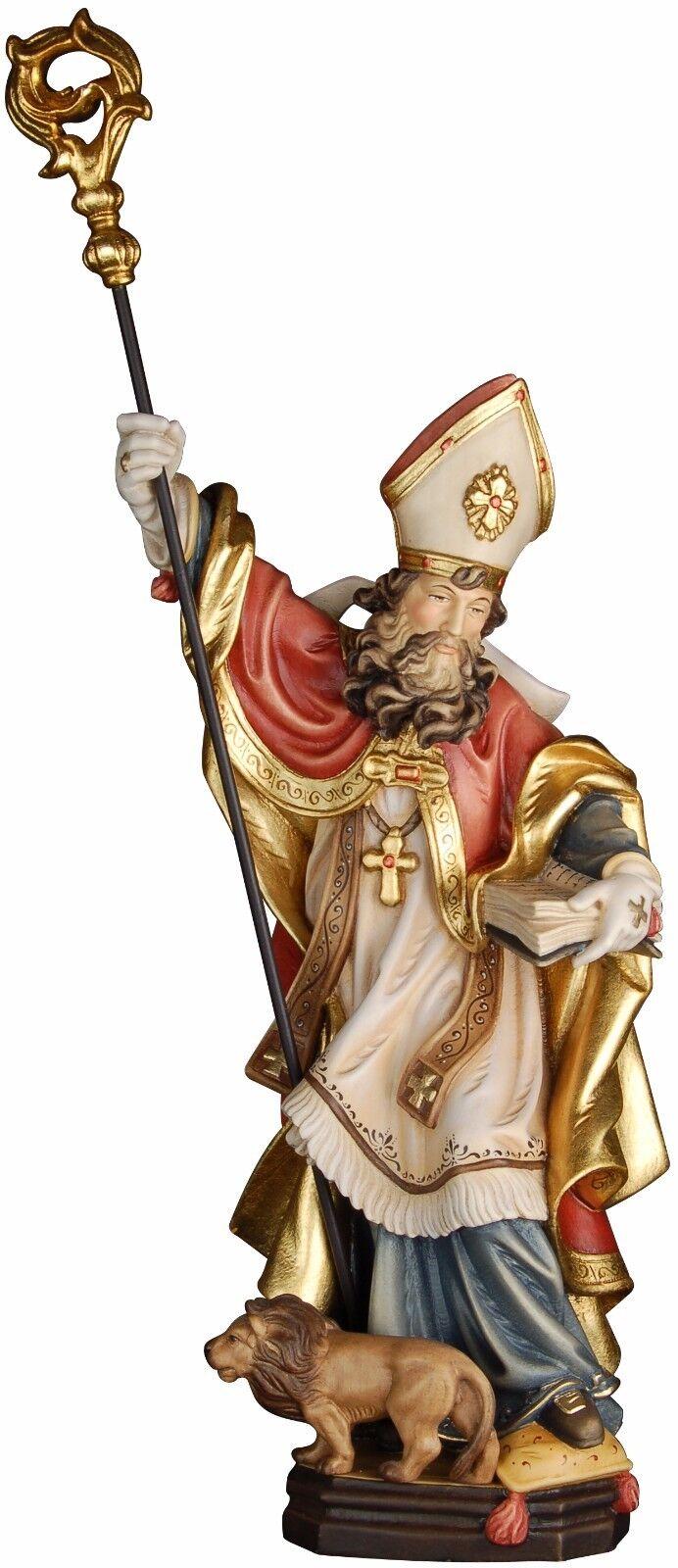 Statue Sant'Ignatius mit leone leone leone . st.Ignatius with lion wooden Statuen | Deutschland Shop  7c9c37