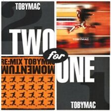 2 CD TobyMac MOMENTUM & RE:MIX MOMENTUM christ Hip Hop Pop NEU & OVP