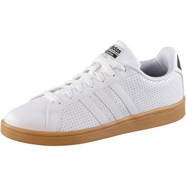 Adidas CF ADVANTAGE - moderner Schuh für den stylishen Einsatz - white - B43662