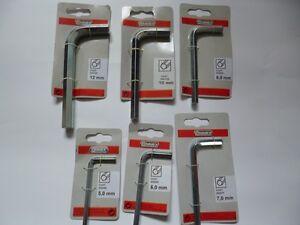 Sechskantschluessel-Stiftschluessel-COXT-Connex-5-12-mm-Chrom-Vanadium