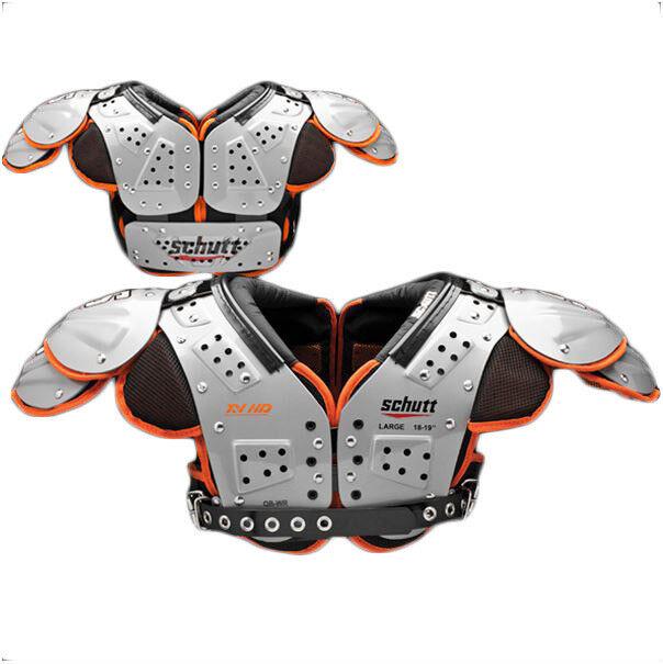 4d215b2f41274 Schutt XV HD Skill Shoulder Pads 80135506 Football Varsity XL 46-48 ...