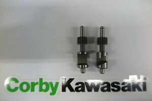 KAWASAKI GENUINE KMX125 POWER VALVES 12005-1057 12005-1060