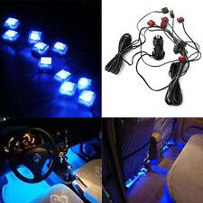 12V Auto LED Interno Pavimento Decorativi Luce Automobilistico interno Ambiente