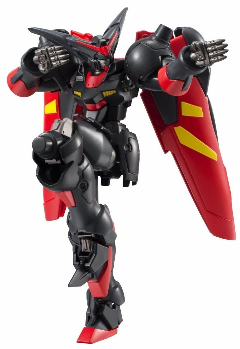 BANDAI ROBOT SPIRITS Side MS MASTER GUNDAM Action Figure TAMASHII NAITIONS