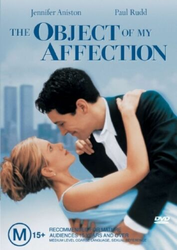 1 of 1 - The Object Of My Affection (DVD, 2004)