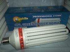 Lampada CFL bulbo bulb 250W Agro 2100°K red+white grow+bloom crescita+fioritura