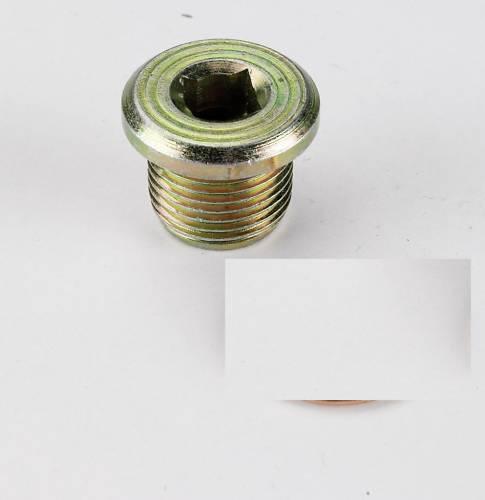 TAPPO COPPA DELL/'OLIO M18 x 15 mm 1.5 ptch 9 mm TESTA RENAULT x 5 Spine
