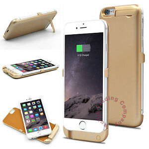 Gold-Backup-Battery-Charger-Case-Cover-for-Apple-iPhone-6-4-7-or-6-PLUS-5-5