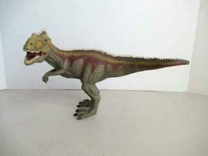 Schleich-GIGANOTOSAURAS-Lower-jaw-hinged-and-opens-HEAVY-about-11-034-Long