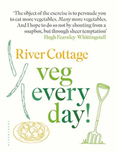 Fearnley-Whittingstall Hu-River Cottage Veg Every Day! BOOKH NEW