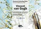 Van Gogh: Postcard Colouring Book by Pepin Van Roojen (Paperback, 2016)