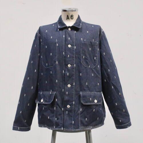 Agave Denim Co Chore Jacket Size L Work Coat