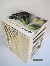 Nice 'N Easy: Family Cookbook, 24 Volume Complete Set by Marshal Cavendish