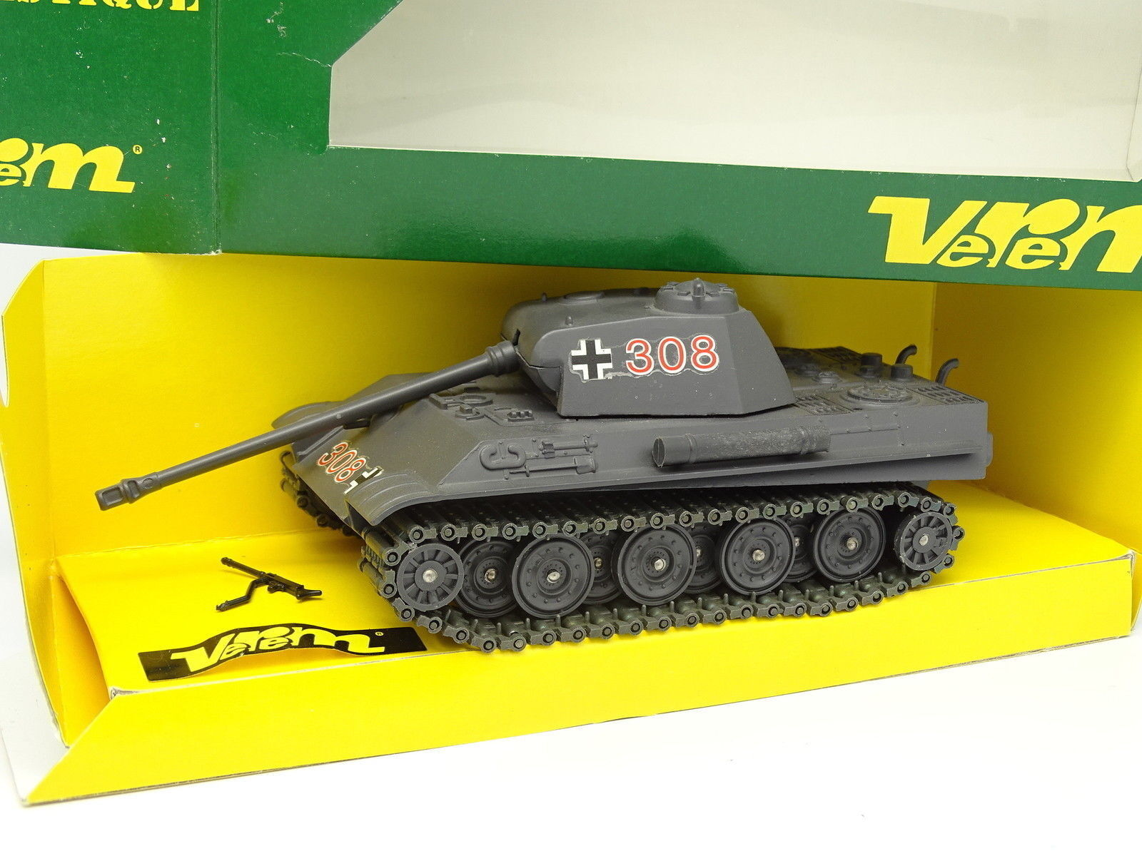 Verem Militare Esercito 1 50 - Char Tank Panther Pz KW 5 Germania 1942 9004