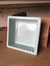 12x12 Porcelain Shower Shelf Insert 1 Compartment H12R HCP Industries Color 73