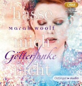 MARAH-WOOLF-GOTTERFUNKE-HASSE-MICH-NICHT-2-2-MP3-CD-NEW