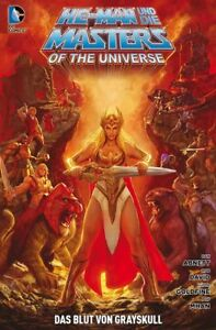 HE-MAN UND DIE MASTERS OF THE UNIVERSE (deutsch) ALLE LIM. VARIANT´S  #1-7  MOTU