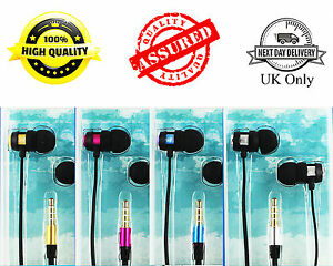 High Quality Sounds 2 IN 1 Talk amp Music In Ear Mic Earphones Headphones Bass - Portsmouth, United Kingdom - Returns accepted Most purchases from business sellers are protected by the Consumer Contract Regulations 2013 which give you the right to cancel the purchase within 14 days after the day you receive the item. Find out more abo - Portsmouth, United Kingdom