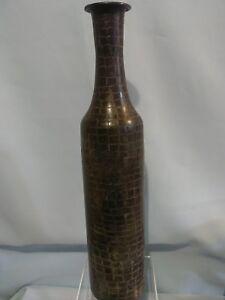"""Brass 13"""" Vase"""