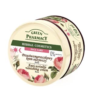 Green-Pharmacy-Anti-Wrinkle-Vanishing-Face-Cream-Rose-150ml-Paraben-FREE