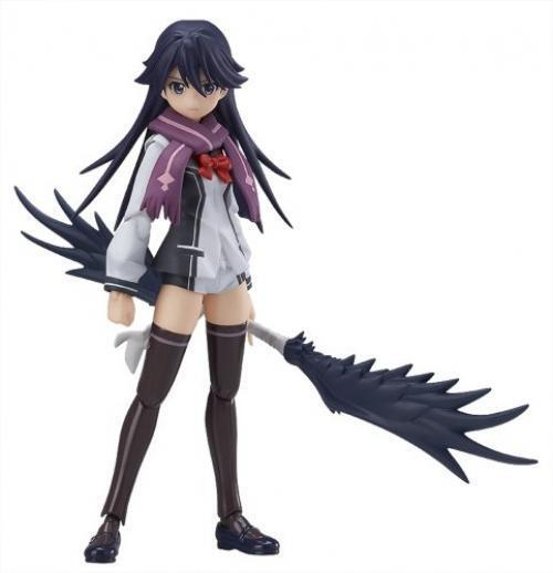 NEW figma 193 VIVIDRED OPERATION Rei Kuroki Figure F S