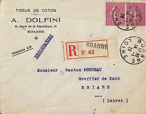 42 Roanne Enveloppe Dolfini Tissus De Coton 1929 Jhuli4fx-07214231-752905864