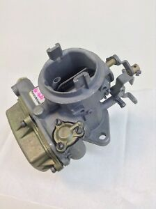Details about HOLLEY 1920 CARBURETOR R-2647 1964-1965 JEEP WILLYS 230  ENGINES HAND CHOKE