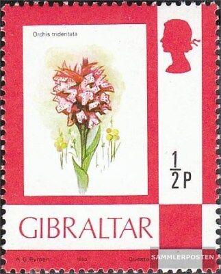 Stamps Gibraltar 348iv Postfrisch 1982 Flora Und Fauna Save 50-70%