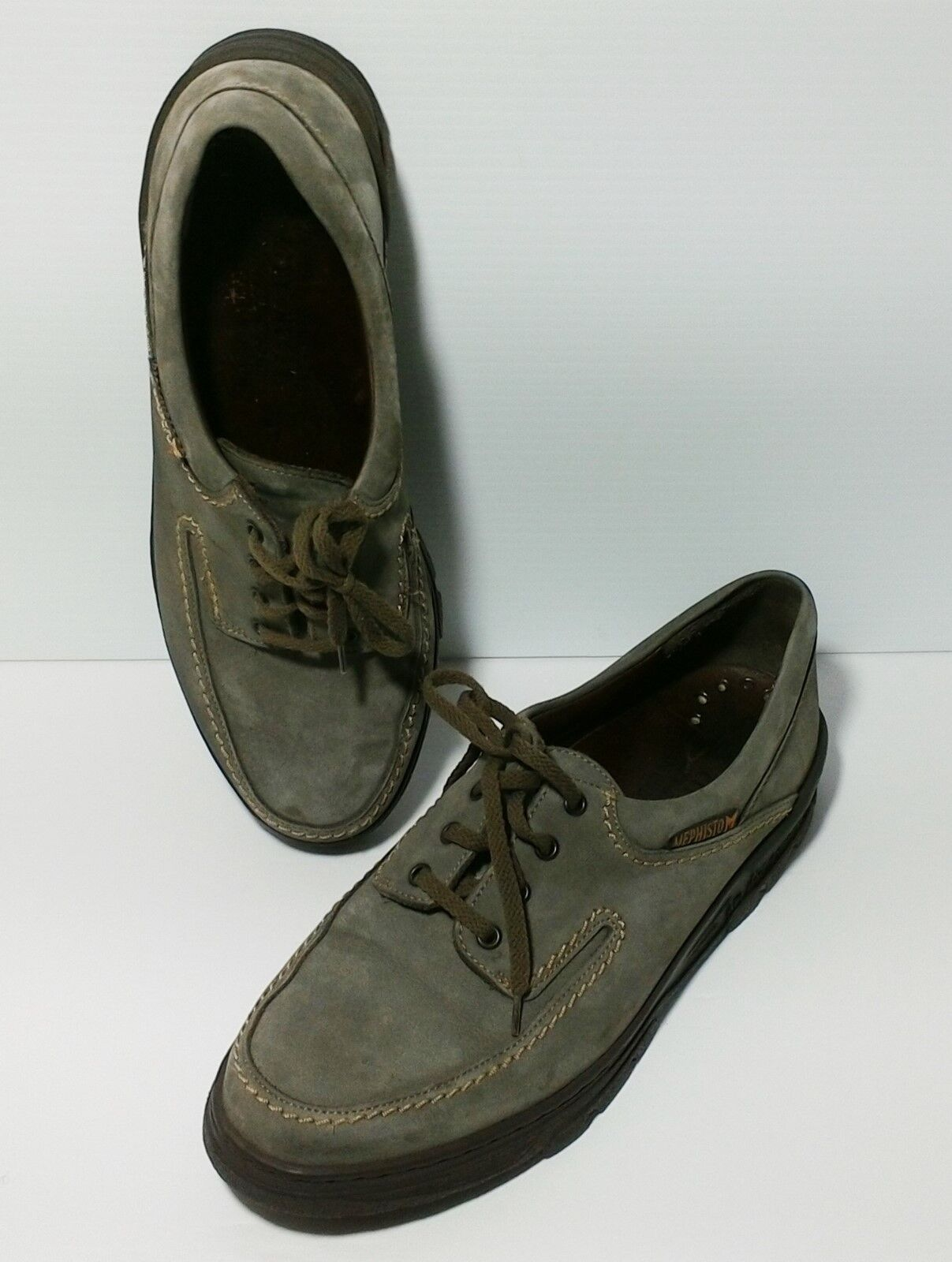 Mephisto Travels Air Jet System  Genuine Leather WMNS shoes Sz 9 EUR 6.5 France