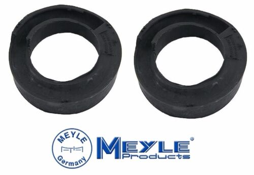 2 Front Upper For Mercedes Benz E300 97-99 Coil Spring Shim Meyle 2103210284MY