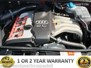 Audi A4 Alt Engine 2 0 Petrol Ebay