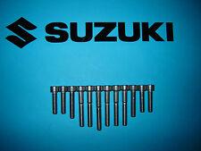 Suzuki TS185ER 185cc ER TS Trail SS Stainless Cap Head Allen Screw Kit