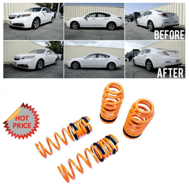 MEGAN RACING LOWERING SPRINGS FOR 2009-2014 ACURA TL AWD