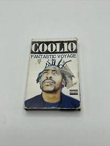 Coolio - Fantastic Voyage   Cassette Tape E