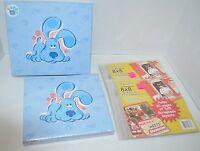 Blues Clues 8x8 Scrapbooking Album Sandylion Pages Extra