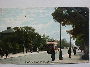 Romford Road Stratford London