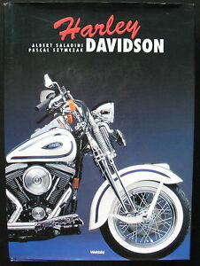 Harley-DAVIDSON-Albert-Saladini-Pascal-Szymezak-Weltbild
