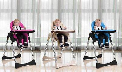 Velu Baby Child Highchair Feeding Chair Compact High Chair