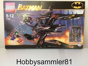 Lego-7782-Batman-The-Batwing-The-Joker-039-s-Aerial-Assault-Neu-und-OVP