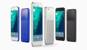 Google-Pixel-XL-32-128GB-Factory-Unlocked-Quite-Black-Silver-Really-Blue