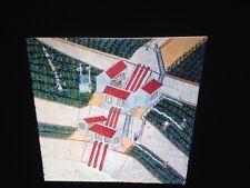 "Hu-hsien Peasant Folk Art ""Brigade Pumping Station"" Chinese Art 35mm Slide"