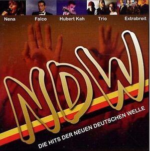 NDW-Hits-CD-NEU-IXI-Felix-de-Luxe-Hubert-Kah-Udo-Nena-Spliff-Trio-Schilling