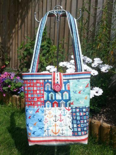 Calidad De Coser Kit De Arte-Patchwork Acolchado Tote Bag